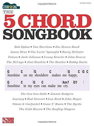 Amazon Strum Sing The 5 Chord Songbook 0884088611088 Hal