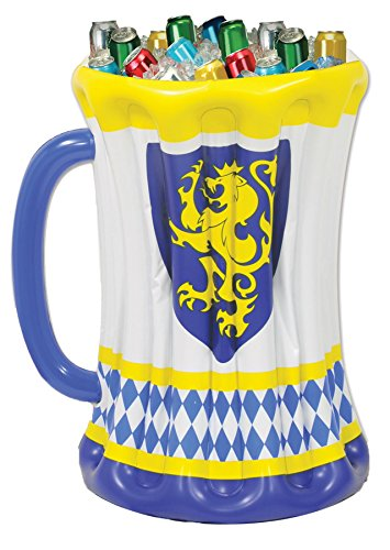 UHC Inflatable Beer Stein Cooler Oktoberfest Theme Party Supplies Decoration ()