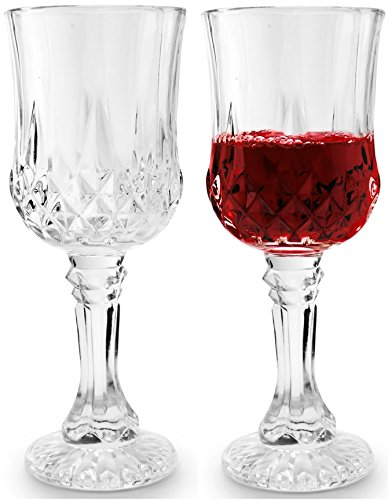 Circleware 10134 Odyssey Glassware Products, Clear