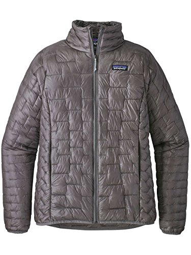84070 feather grey Donna Patagonia Giacca Grigio AcCdqAw6
