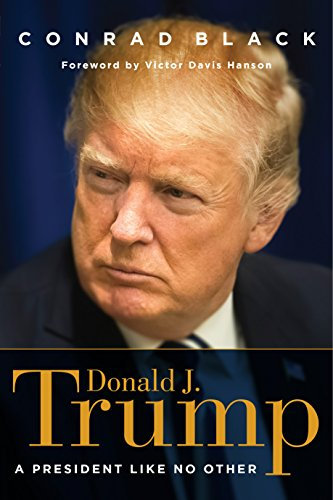 Donald J. Trump: A President Like No Other cover