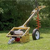 Easy Auger Hydraulic Earth Auger - 270cc Engine, 350 Ft.-Lbs. of Torque, Model# EA93H