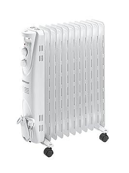 Concept Electrodomésticos RO3211 Radiador de Aceite, 2300 W, 23.85 kg, Blanco