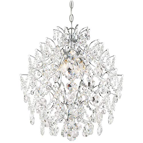 Minka Lavery Chandelier Lighting 3156-77 Isabella's Crown, 4-Light 240 Watts, ()