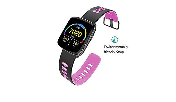 TD Smartwatch Reloj Deportivo, Llamadas y Whatsapp, Música ...