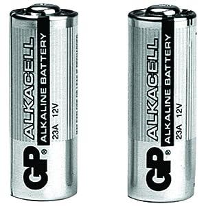 601t 23 amp 12 volt alkaline battery for viper - Pile 23a 12v ...
