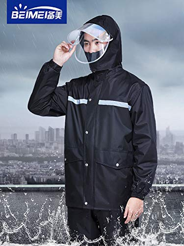 Ropa impermeable y traje impermeable Pantalones impermeables ...