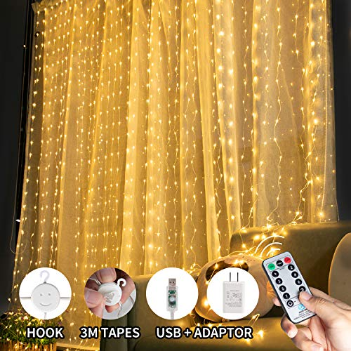 Curtain 9 8ftx9 8ft Christmas Backdrop Decoration product image