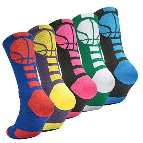 Boys Sock Basketball Soccer