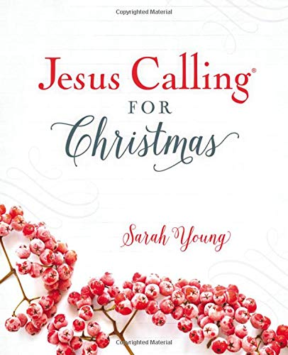 Jesus Calling For Christmas {A Book Review}