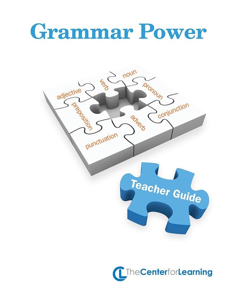 Download Grammar Power: The Essential Elements (Teacher Guide) ebook
