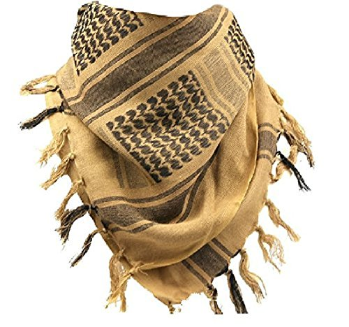 Tactical Desert Shemagh Keffiyeh Scarf product image