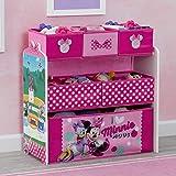 Delta Children Design & Store 6 Bin Toy Storage