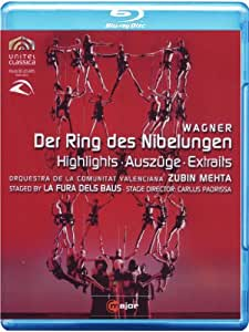 Der Ring Des Nibelungen [Blu-ray] [Import]