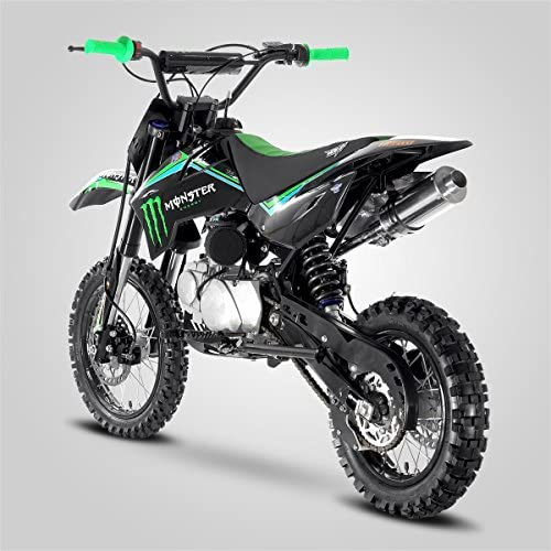 Smallmx Dirt Bike Mx 125 Cc 12 14 Monster Auto