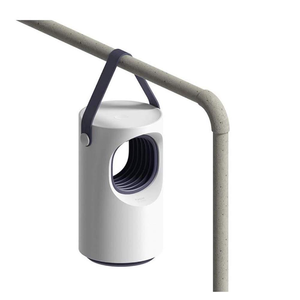 AMhuui Insetto Assassino elettronico, Nuovo Mosquito Killer, Elettrico zanzara Mosquito, Silenzioso zanzara Repellente e Mosquito Trap, LED fotocatalizzatore Domestico