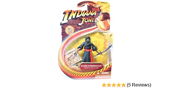 "2 PC Lot Indiana Jones Thugs Temple Guard Temple ofdoom 3 3//4/"" Hasbro NOUVEAU!"