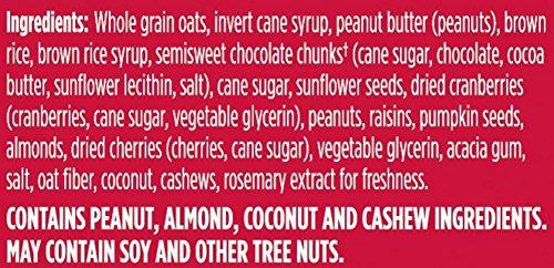 Bear Naked Trail Mix & Dark Chocolate Granola Bites - Gluten Free | Non-GMO | Kosher | Vegan - 7.2 Oz (6Count) by Bear Naked (Image #4)