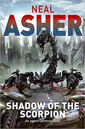 Book Shadow of the Scorpion
