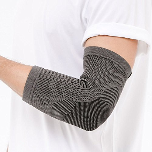 Bracoo PerformBoost Elbow Sleeve,Dynamic Compression Support