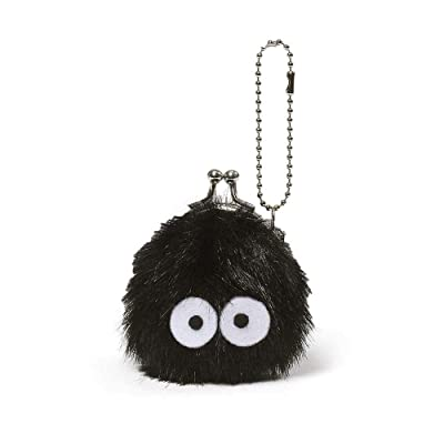 "Gund Spirited Away Soot Sprite Mini Coin Purse-3"": Toys & Games"