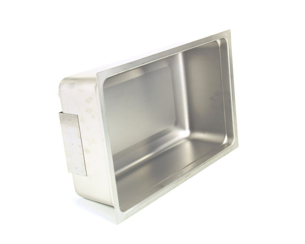 Randell RPPAN0005 12x20 Stainless Steel Custom Pan
