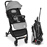 Besrey Baby Stroller Pram Baby Carriage Baby Pushchair Suitable for Airplane – Gray Review