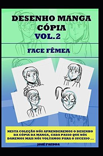 DESENHO MANGA CPIA 2 (Portuguese Edition)