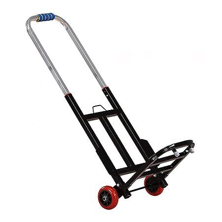 3081da3b8450 Aluminum Alloy Pull Rod Trailer Collapsible Portable Shopping Cart ...