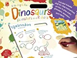 Drawing Is Fun: Dinosaurs, Monsters and Robots, Mark Bergin, 1909645974