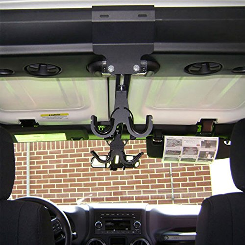 The Perfect Rack for Jeeps 2007 and Newer Models