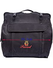 Bag Case for 80-96 Bass Accordion