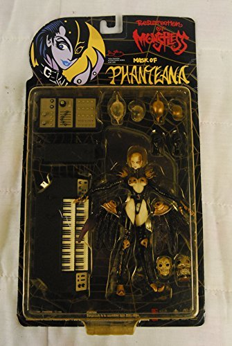 Amazon.com: Resurrection of Monstress Mask of Phanteana Figure by ...