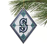 : Mariners Art Glass Ornament