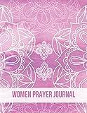 Womens Prayer Journal: Lotus Mandala Design Prayer