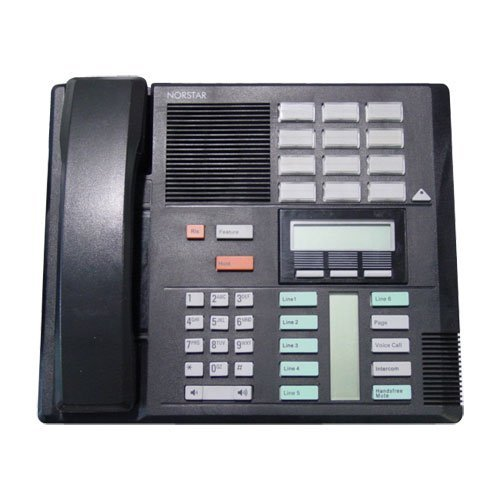 Nortel Meridian Phone System - Nortel Meridian M7310 Black (Renewed)