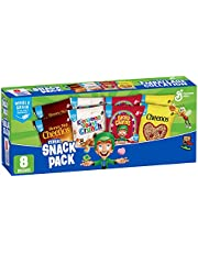 General Mills Cereal Snack Pack, 8 Count