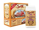Bob's Red Mill Golden Flaxseed Meal, 16 Ounce (Pack of 4)