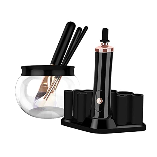 Maquillaje Brush Cleaner, Make eléctrico Cepillo limpiador ...