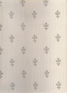 Charmant Papier Peint Classique élégant Et Intemporel Avec Dessin Cartoon Beige  Brillant De Lys De Cm 2