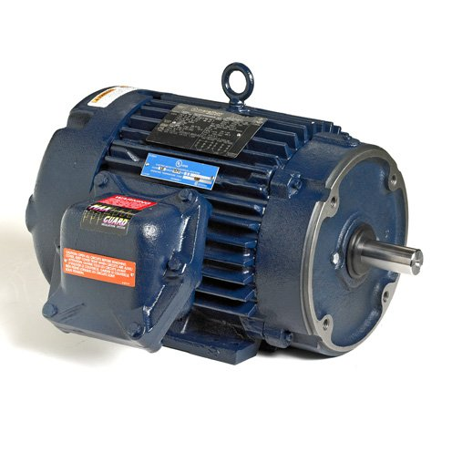 Marathon Electric C364A - Explosion Proof/Hazardous Location - Severe Duty Motor - 3 ph, 3 hp, 1800 rpm, 208-230/460 V, 182TC Frame, EPFC Enclosure, 60 Hz ()