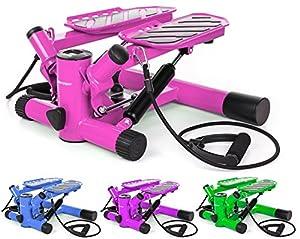 Hop-Sport Mini Swing Stepper HS-30S Lila, 820015
