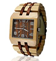 Wood Watch by Woodman Watches - Men's Style Omega II from Woodman Watches