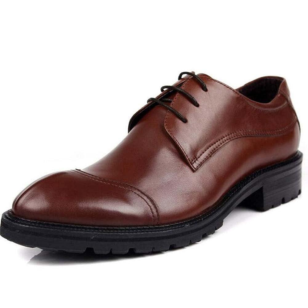 Geschäfts-beiläufige Schuhe der Männer Britische Runde Turnschuh-Plattform-Niedrige Schuhe Frühling und Sommer-Neue Produkte