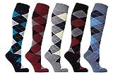 Socks n Socks-Women 5-Pairs Lu
