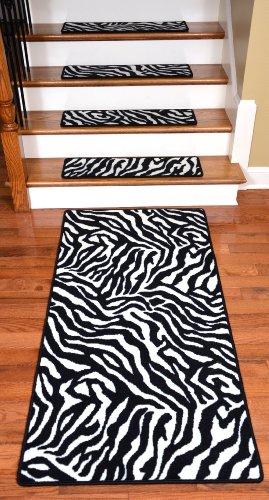 Premium Carpet Stair Treads Matching