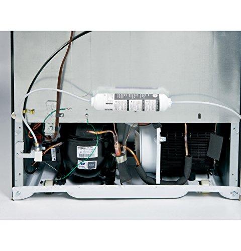 Ge gxrtdr exterior refrigerator icemaker filtration system for Ge exterior refrigerator icemaker filter