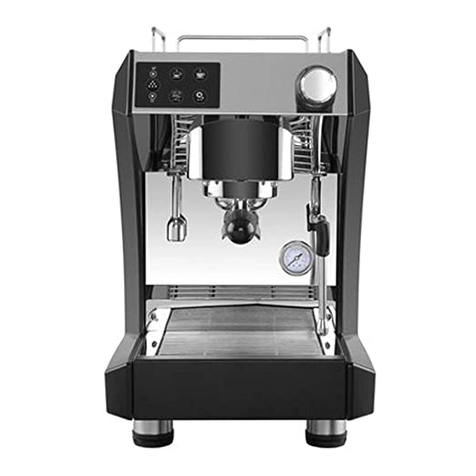Cafetera italiana semiautomática con bombeo de vapor ...