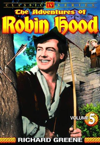 Adventures of Robin Hood, Volume 5 -