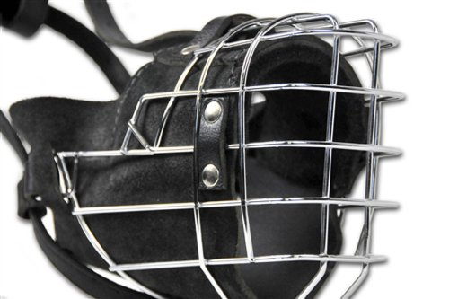 Dean and Tyler DT Freedom Winter Fully Padded Muzzle, Size No. 2 - Medium German Shepherd by Dean & Tyler (Image #1)